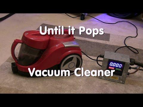 Until it Pops - Vacuum Cleaner