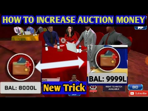 🔥 HOW TO INCREASE REAL CRICKET 18 AUCTION MONEY !! NO HACK !! AWESOME TRICK