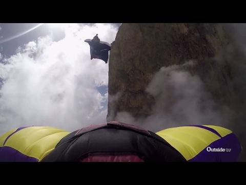 How Wingsuit Flying Works | Ultimate Rush