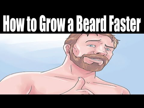 How to Grow a Beard Faster | BEARD FASTER NATURALLY