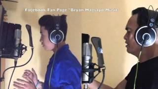 The Prayer - Cover by Bryan Magsayo & Roel Manlangit