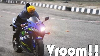 Crazy Superbikers in Delhi