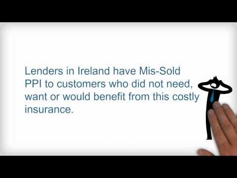 Does your Bank owe you PPI Claims Compensation? Average PPI Refund €3500. No Win No Fee