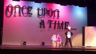 Jordyn's Tiny Team - RDA Recital 4/30/17