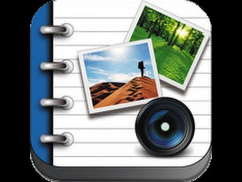 【iPhone APP】Diary Photo Book -How to use-