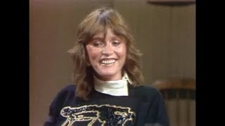 Margot Kidder Collection on Late Night, 1982-87