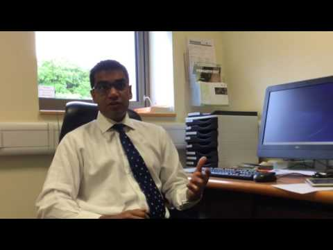 Parkside Hospital Consultant Orthopaedic Surgeon Nashat Siddiqui
