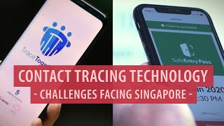 Contact Tracing Technology - Challenges facing Singapore