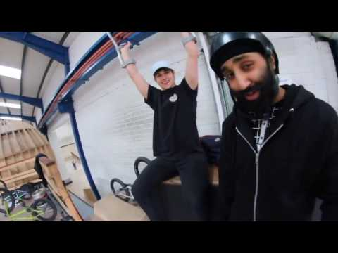 INSANE NOSE MANUALS AND FREECOASTER TRICKS WITH PINDER!!