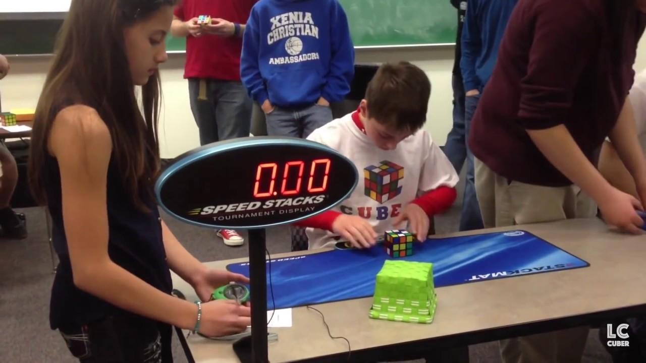 Cậu bé 14 tuổi xoay Rubik nhanh nhất thế giới và con đường đến thành công  Lion Gaming