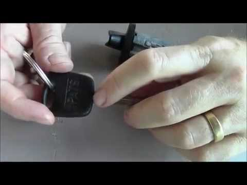 ford f150 ignition cylinder repair