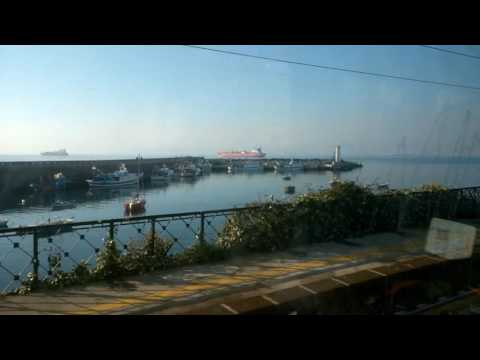Napoli to Pompei travel by regional train
