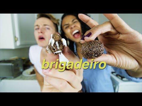 FAZENDO BRIGADEIRO