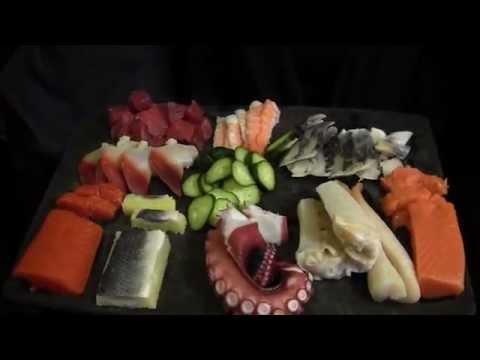 How to make Chirashi Sushi