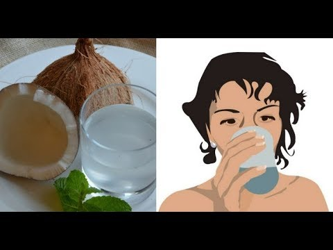 Benefits of Drinking Coconut water on empty stomach for a Whole Week  Amazing!