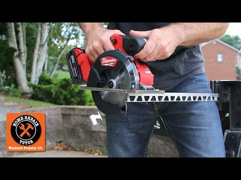 Milwaukee Metal Cutting Circular Saw (Cut Anything Metal!!)