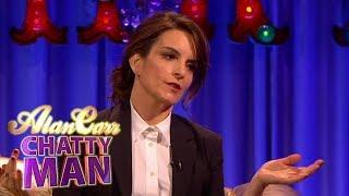 Tina Fey | Full Interview | Alan Carr: Chatty Man