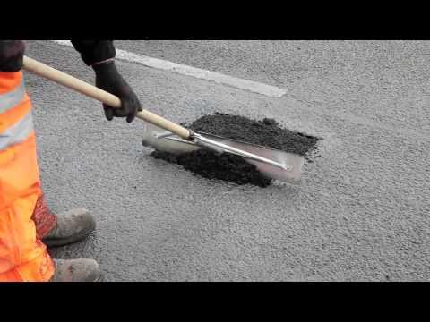 How to Repair Potholes for Good with Ultracrete Permanent Pothole Repair