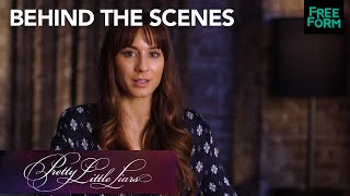 Pretty Little Liars | Troian Bellisario Thank You | Freeform