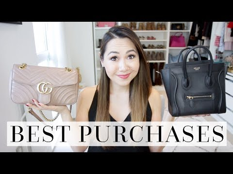MOST LOVED & USED LUXURY ITEMS 2017
