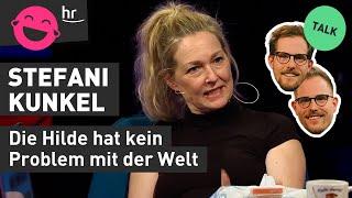 Stefani Kunkel über Fleischwurst, Meerschweinchen, ihren Namen und die Hilde | hr Comedy Marathon