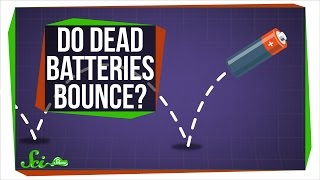 Do Dead Batteries Really Bounce?