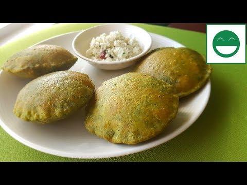 Methi Puri Recipe in HINDI | स्वादिष्ट और पौष्टिक मेथी की पूरी बनाने की रेसिपी