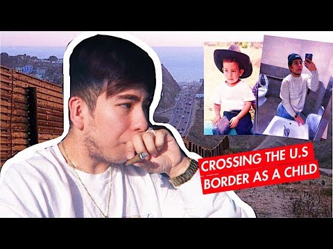 how i came to the U.S as an illegal immigrant.