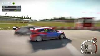 DiRT 4 Online Rallycross CRAZIEST RACE EVER