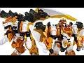 DinoCore Evolution 2 Mega D Fighter Dragon Defeat Dinosaur And Save Robocar Poli DuDuPopTOY