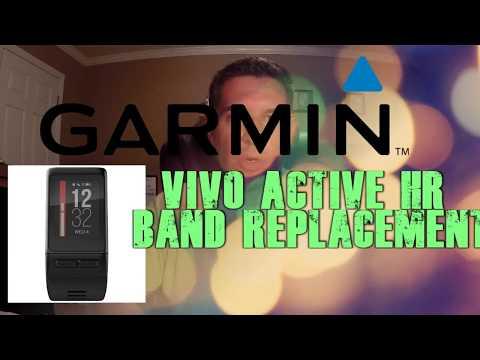 Garmin Vivo Active HR Replacement Band