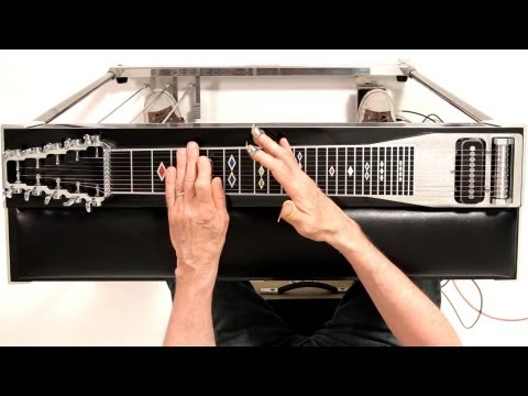 How to Position Fingers & Hands | Pedal Steel Guitar