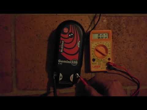 Hotline Gemini 120 - low voltage