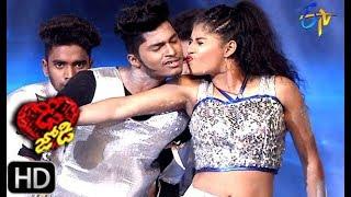Somesh and Shresti Performance | Dhee Jodi | 12th June 2019    | ETV Telugu