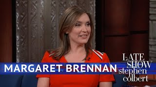 Margaret Brennan Doesn