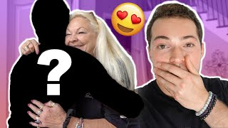 GRANDMOM GOT A BOYFRIEND!?