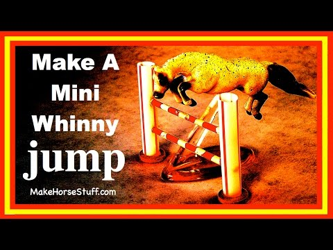 Breyer Mini Whinny Jump