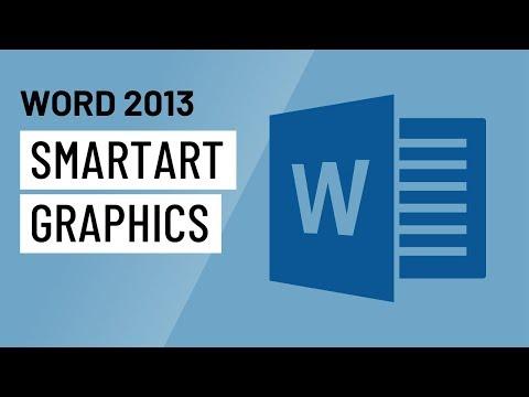 Word 2013: SmartArt Graphics