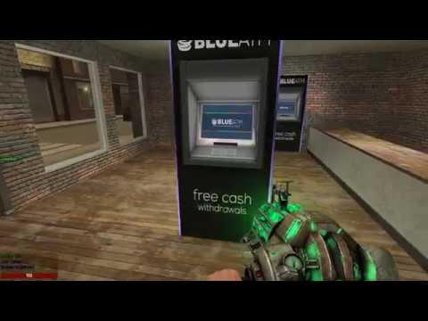 Blue's ATM release demo.