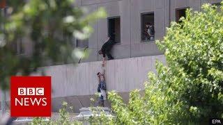 Iran attacks: Twelve dead in twin attacks - BBC News