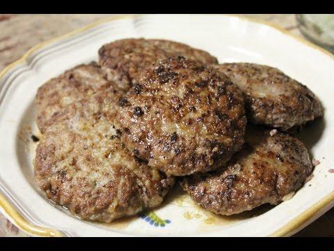 hamburger recipe - How to Make Hamburger Steak