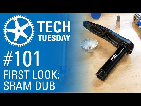 First Look: SRAM DUB - Tech Tuesday #101