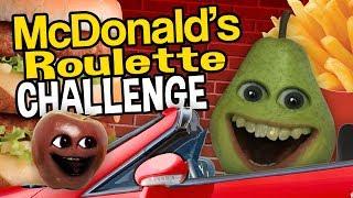 Annoying Orange - McDonald