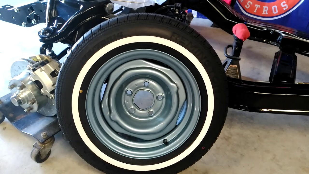 175/75/r14 REMINGTON'S WHITE WALL TIRE REVIEW. WHITE WALL TIRES CLASSIC CAR