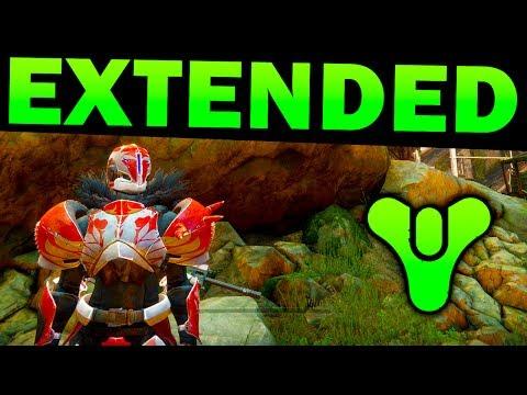 Destiny 2 Beta EXTENDED