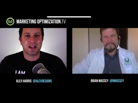 Brian Massey Interviewed by Alex Harris on Conversion Rate Optimization