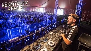 Etherwood @ Hospitality In The Park 2016