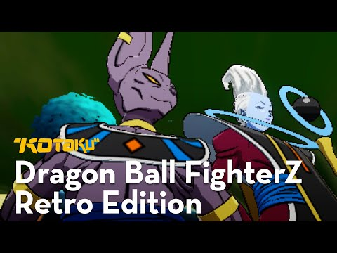 Dragon Ball FighterZ On Low Settings