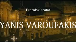 Yanis Varoufakis on Putin, Snowdon and the deceptive NATO