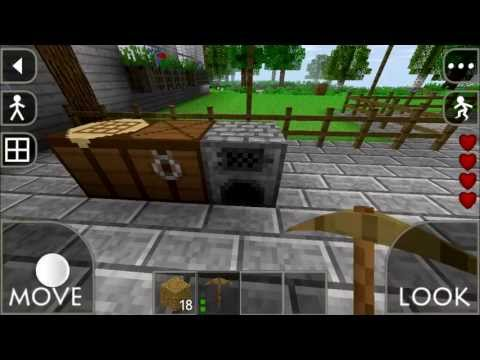 How to make a Furnace in Survival Craft/ SurvivalCraft | *NEW and UPDATED *